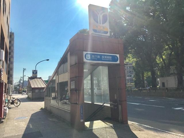 地下鉄ブルーライン阪東橋駅 出口1A